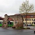《Fulda》中途轉車的城市