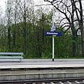 《Altenbeken》中途轉車的小站