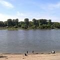 5-17 Schloss Benrath 附近也有萊茵河經過