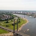 5-17 Düsseldorf Rheinturm 360°觀景台
