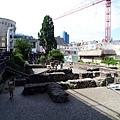 應該是個羅馬的浴池遺跡
