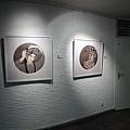 法蘭克福中國週,展出中國學生的畫作