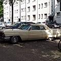 好長的古董車 XD