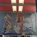 Heiderberg車站大廳