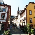 海德堡街景