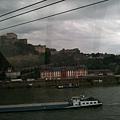 7-1 Koblenz 搭乘纜車上山