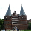 8-4 Lübeck Holstentor