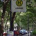 到達Aachen與Maarstricht中間的三國交界--Drielandenpunt