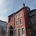 Aachen教堂的紀念品店