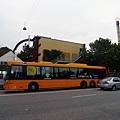 公車上也有wifi(天龍國的某些公車也有)