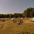 久違了Green Park裡曬太陽的人群(?)