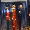 倫敦著名的三款制服