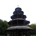英國公園 Englisch Garten 中國塔