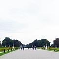 寧芬宮 Schloss Nymphenburg 後花園