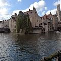 布魯日的運河