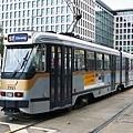 布魯塞爾的路面電車