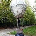 例如熱氣球