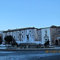 共和廣場的噴泉