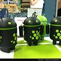 智力拼圖 - PM三人組都抽到一隻黑綠安卓 XD