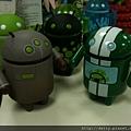 阿楓的機器人安卓與保尼的安卓機器人(什麼跟什麼)