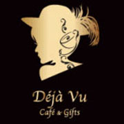 Déjà Vu Café logo