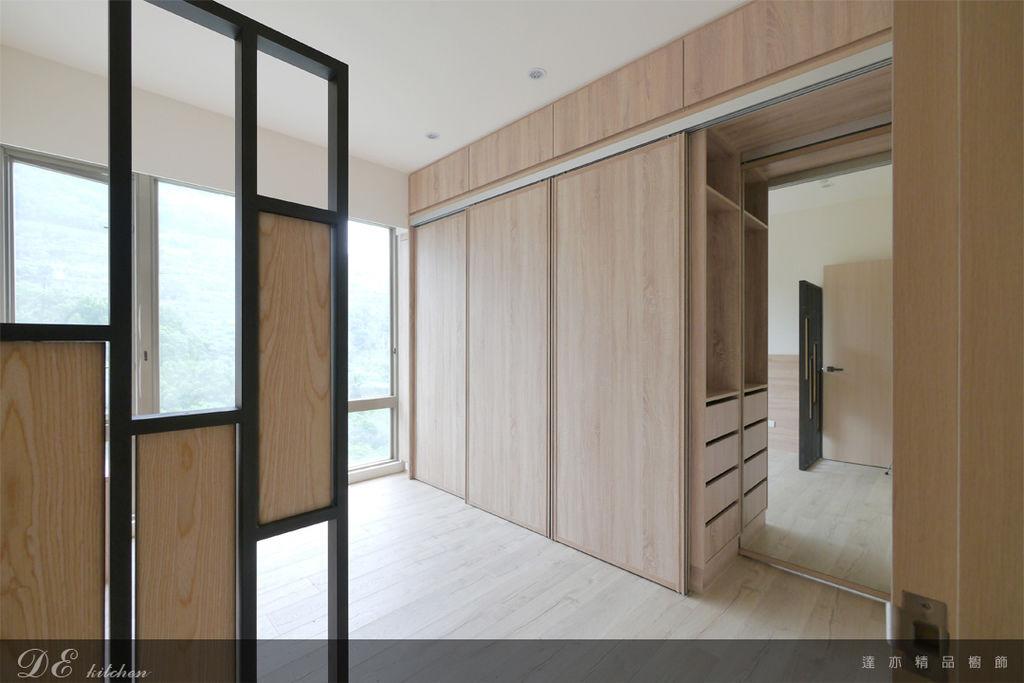「系統家具 Furniture design 」台北市士林區 中山北路七段 主臥房 (2).jpg