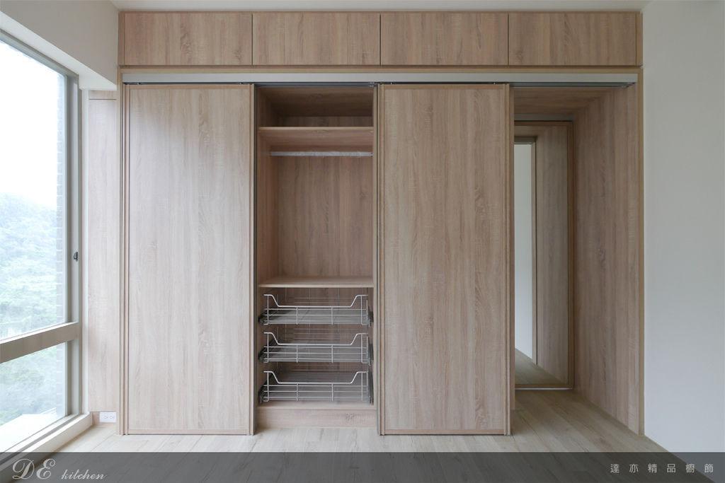 「系統家具 Furniture design 」台北市士林區 中山北路七段 主臥房 (6).jpg