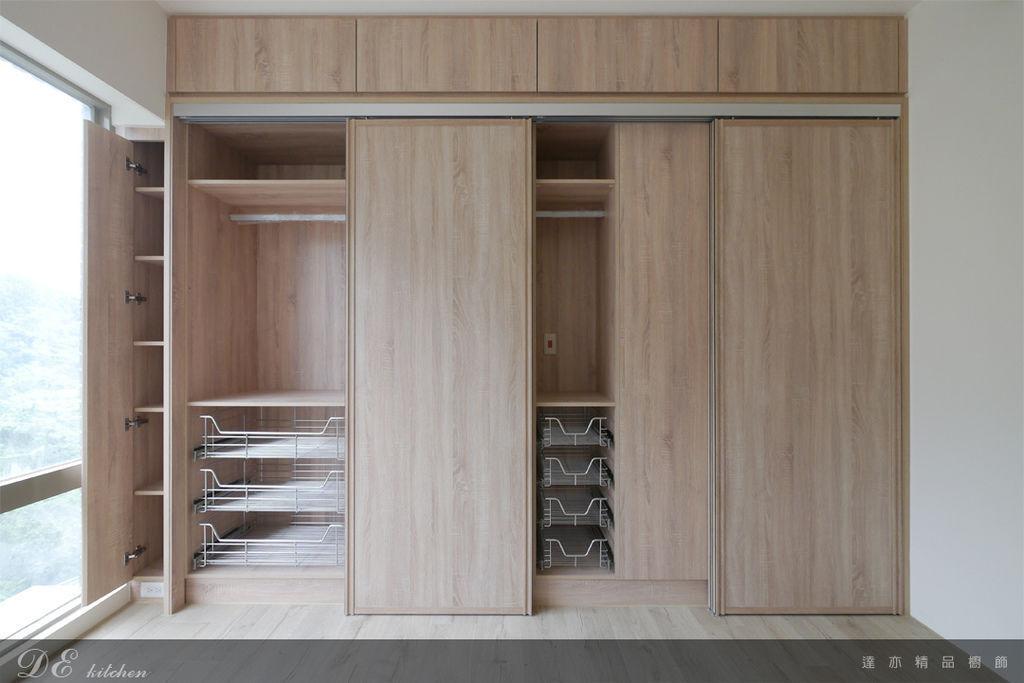 「系統家具 Furniture design 」台北市士林區 中山北路七段 主臥房 (7).jpg
