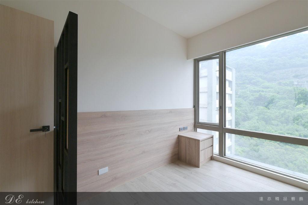 「系統家具 Furniture design 」台北市士林區 中山北路七段 主臥房 (8).jpg