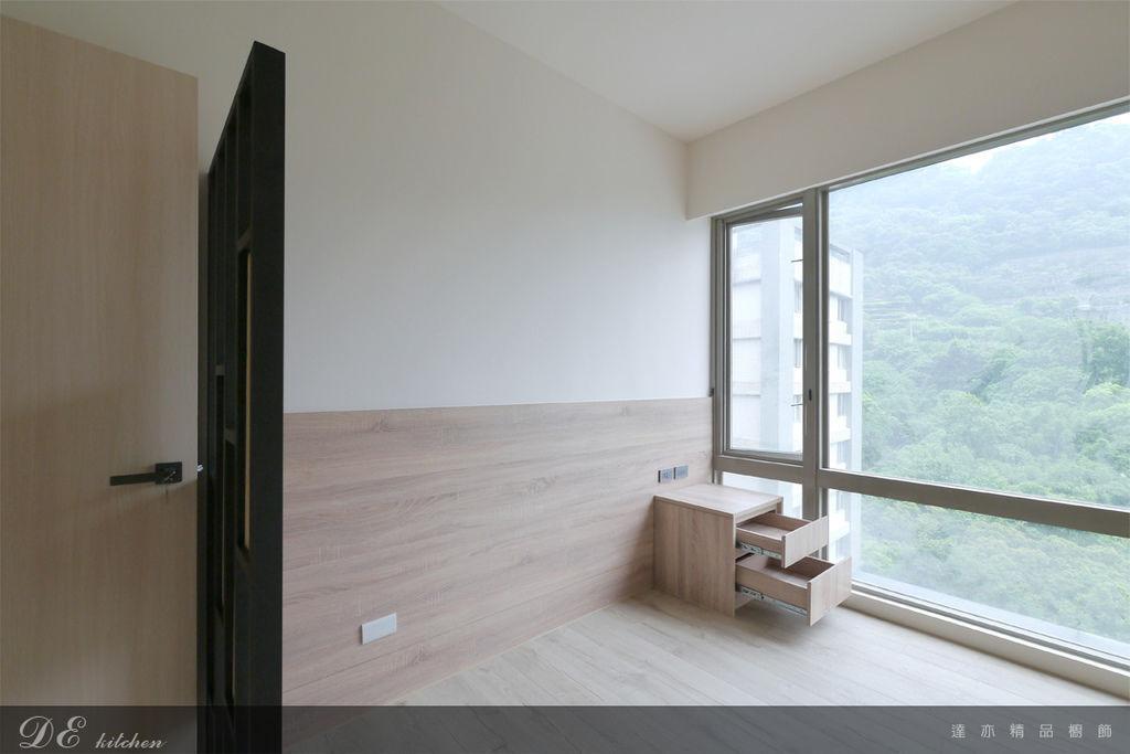 「系統家具 Furniture design 」台北市士林區 中山北路七段 主臥房 (9).jpg