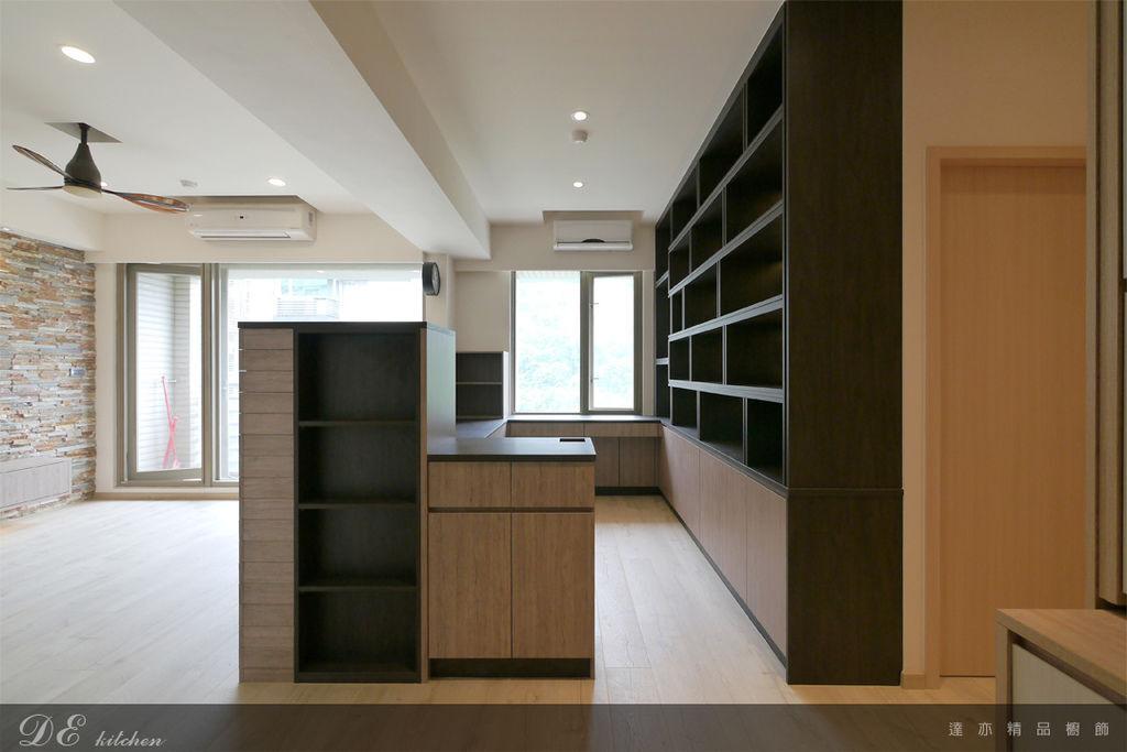 「系統家具 Furniture design 」台北市士林區 中山北路七段 書房 (1).jpg