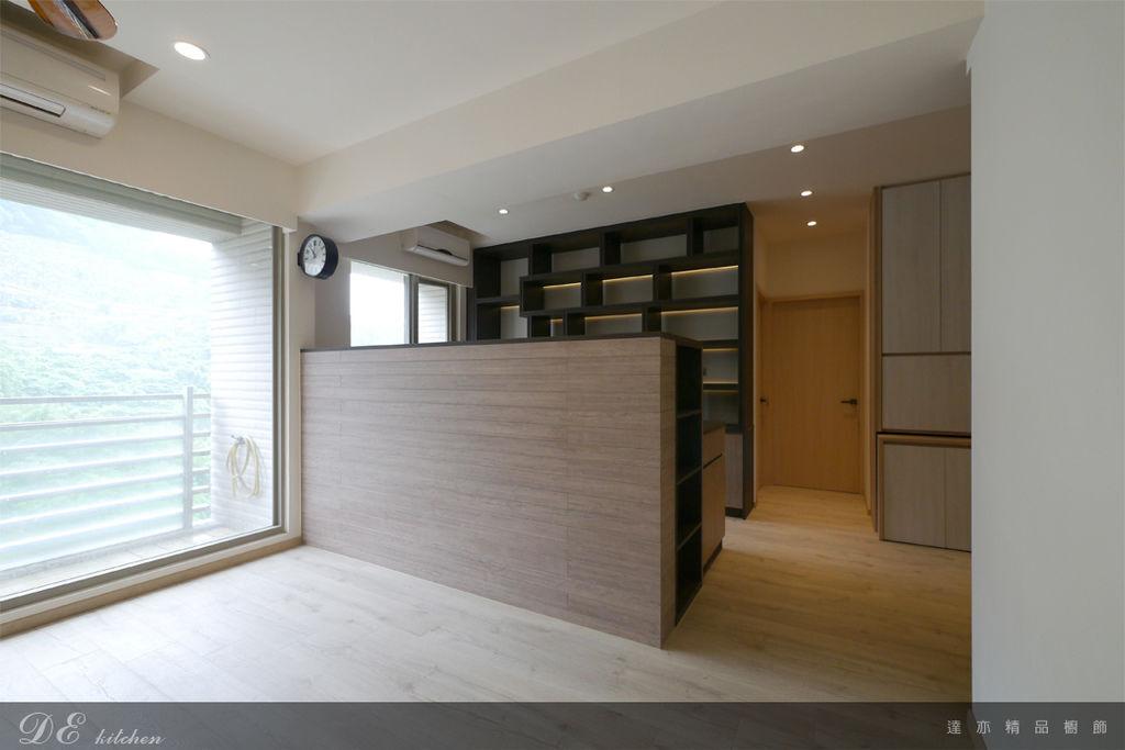 「系統家具 Furniture design 」台北市士林區 中山北路七段 書房 (4).jpg