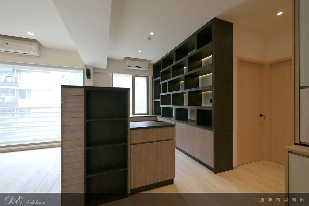 「系統家具 Furniture design 」台北市士林區 中山北路七段 書房 (2).jpg