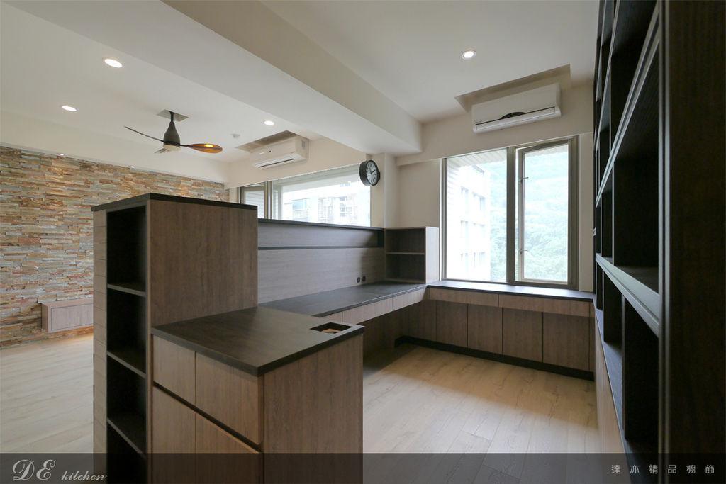 「系統家具 Furniture design 」台北市士林區 中山北路七段 書房 (3).jpg
