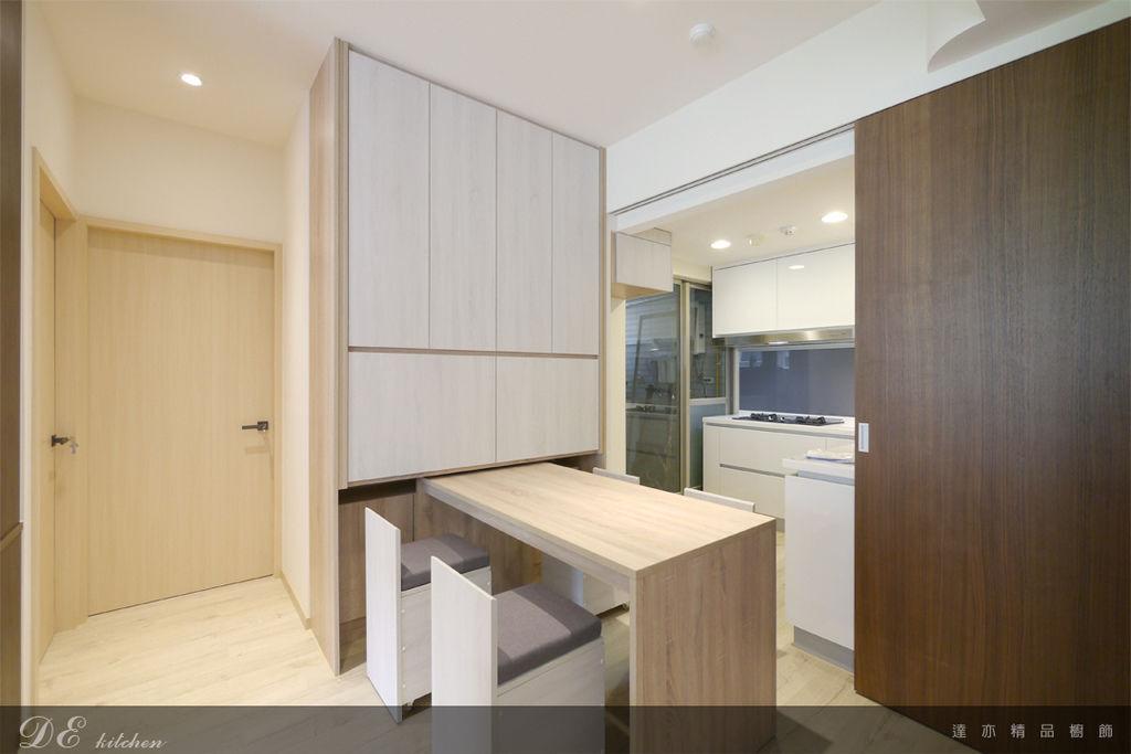「系統家具 Furniture design 」台北市士林區 中山北路七段 餐廳 (3).jpg