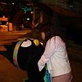 被強吻的酷企鵝