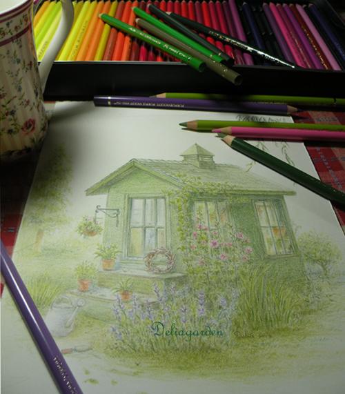 garden shedP