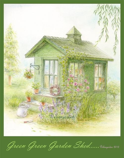 garden shed(calendar)