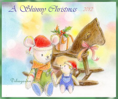 a shinny christmas