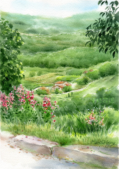 家在山谷中deliagarden2014