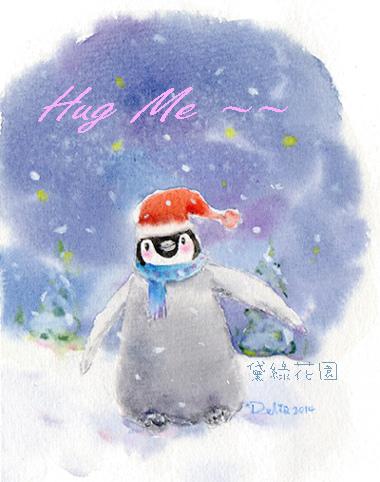 hug me 2014deliagarden~~
