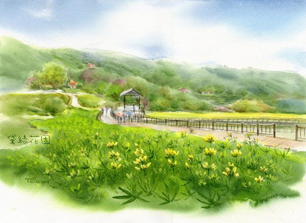 貓空茶山deliagarden2015