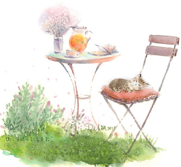 喵的午茶deliagarden2015