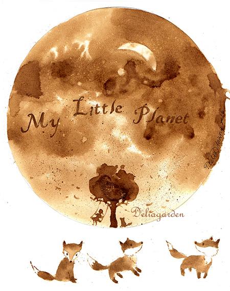 my little planet