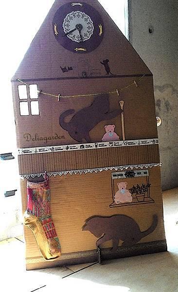小貓之家遮陽板