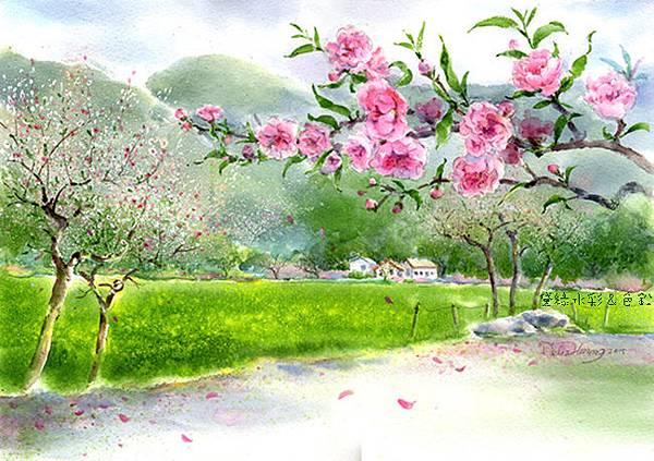 草坪頭之春