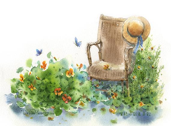 後院的老藤椅.jpg