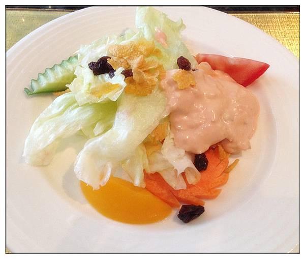 美生菜沙拉