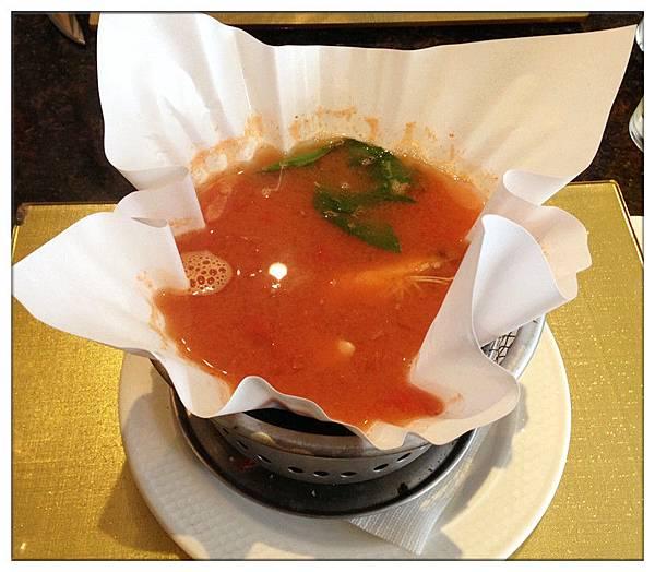 茄汁龍王海鮮湯