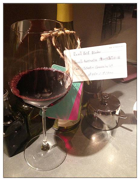 澳洲巴羅莎紅酒260